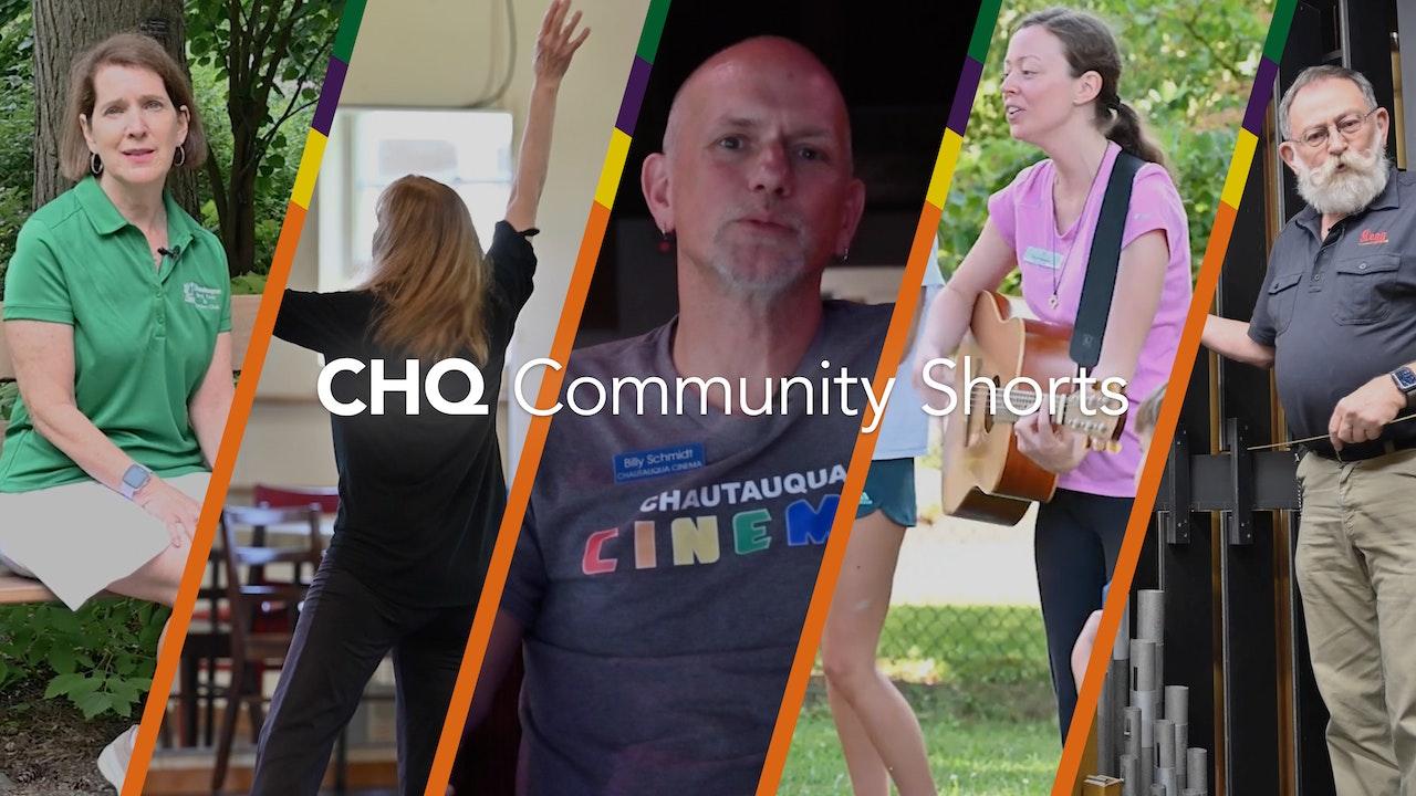 CHQ Community Shorts