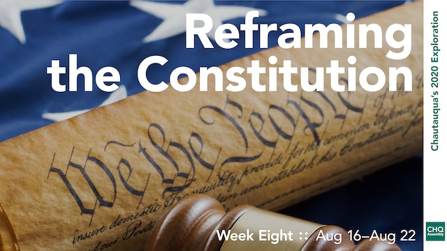 Reframing the Constitution