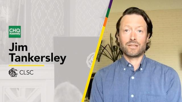 CLSC: Jim Tankersley