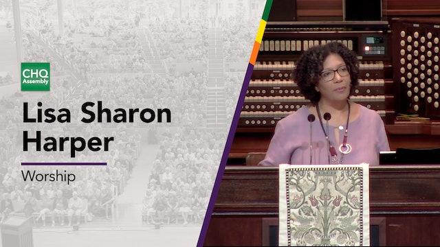 Lisa Sharon Harper - Wednesday