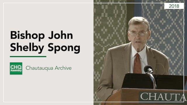 Bishop John Shelby Spong -- His last ...