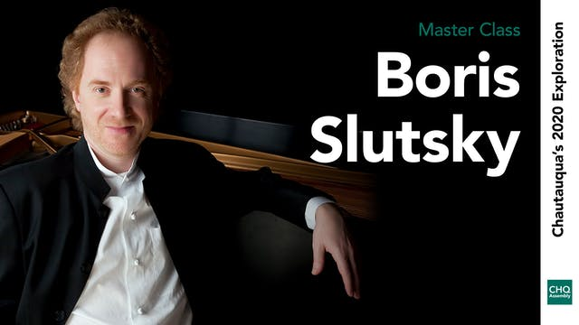 Boris Slutsky Master Class