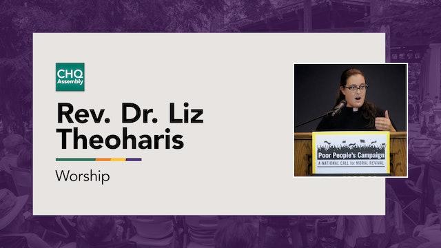 Rev. Dr. Liz Theoharis - Monday