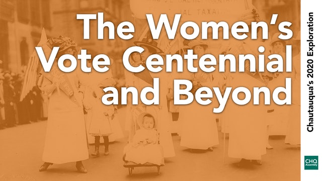 The Women's Vote Centennial and Beyond - Trailer