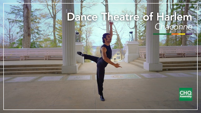 Dance Theatre of Harlem: Chaconne