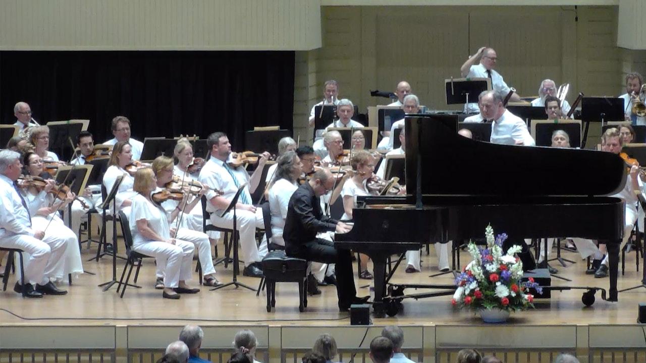 CSO Rebroadcast: Rachmaninoff's Piano Concerto No. 1 with Alexander Gavrylyuk