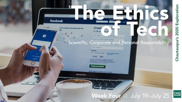 The Ethics of Tech: Scientific, Corporate and Personal Responsibility