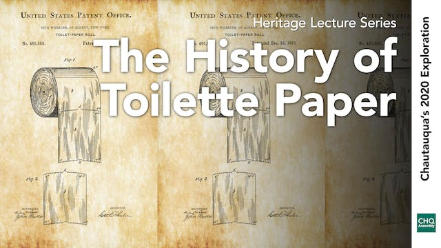 The History of Toilette Paper