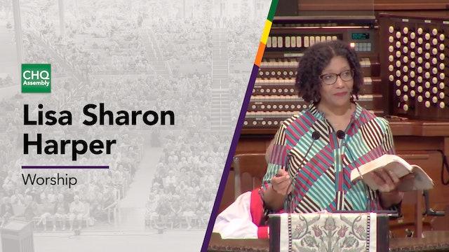 Lisa Sharon Harper - Sunday