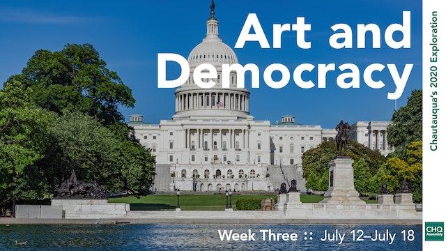 Art and Democracy