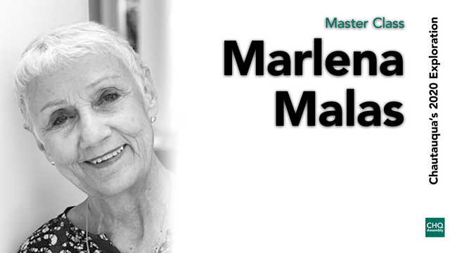 Marlena Malas Master Class