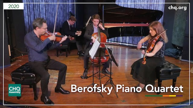 Berofsky Piano Quartet