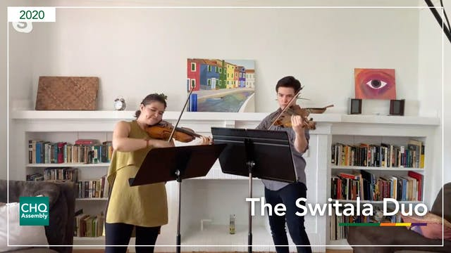 The Switala Duo
