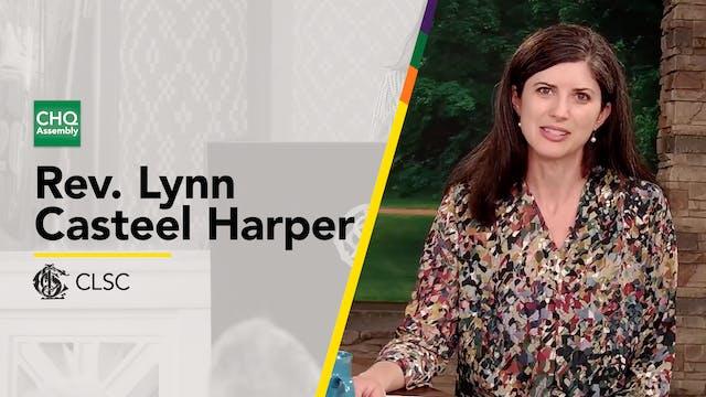 CLSC: Rev. Lynn Casteel Harper