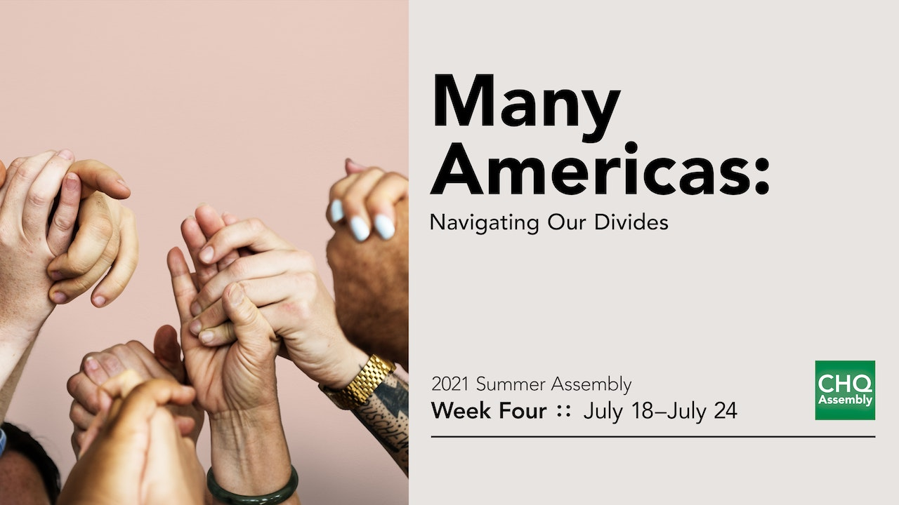 Many Americas: Navigating Our Divides