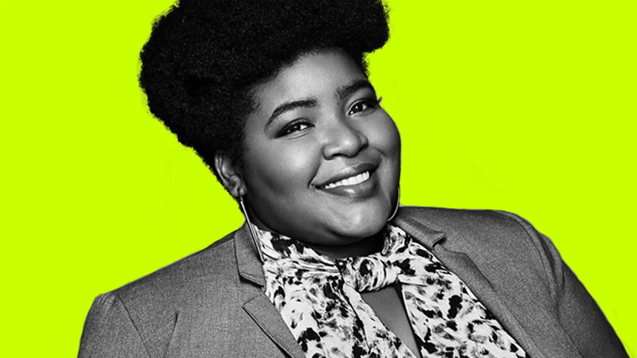 Dulcé Sloan: A National Comedy Center Conversation Hosted by Charles McBee