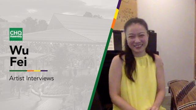 Artist Interview: Wu Fei