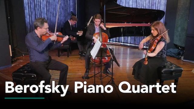 Berofsky Piano Quartet