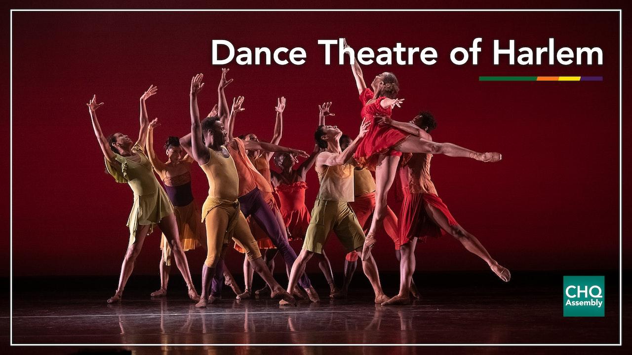 Dance Theater of Harlem Residency at Chautauqua Institution 2021