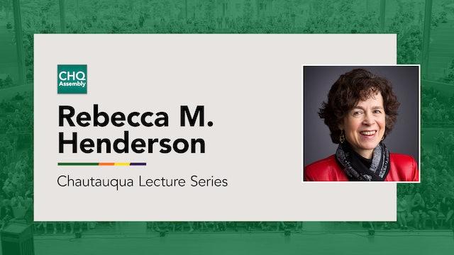 Rebecca M. Henderson