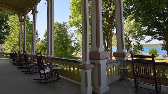 Athenaeum Porch