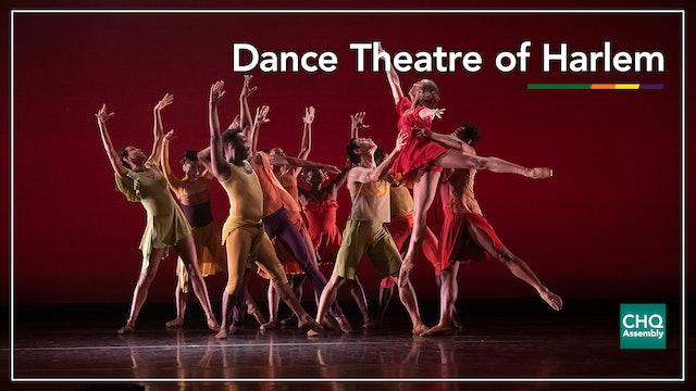 Dance Theatre of Harlem Residency