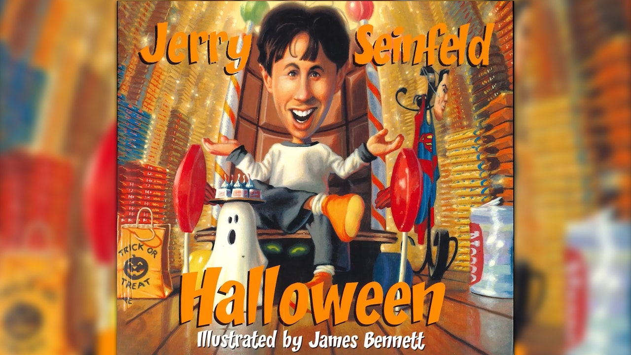 """""""Halloween"""" Presented by Jerry Seinfeld and the National Comedy Center"""