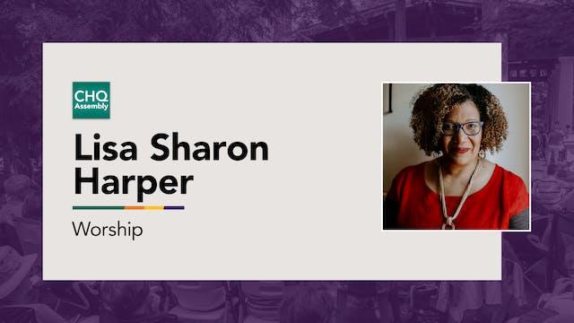 Lisa Sharon Harper - Tuesday