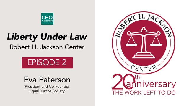 Liberty Under Law Podcast, Ep. 2