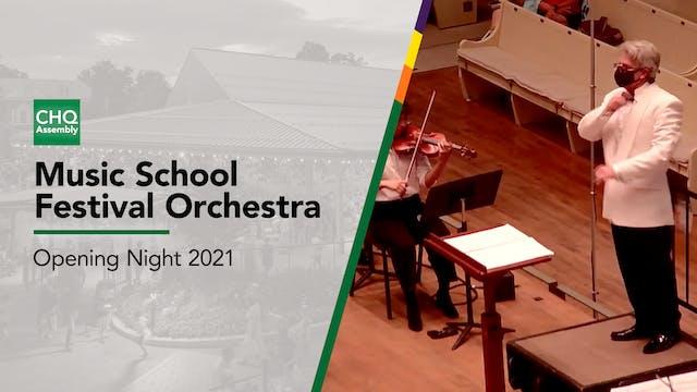Music School Festival Orchestra: Open...