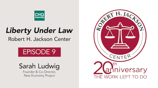 Liberty Under Law Podcast, Ep. 9