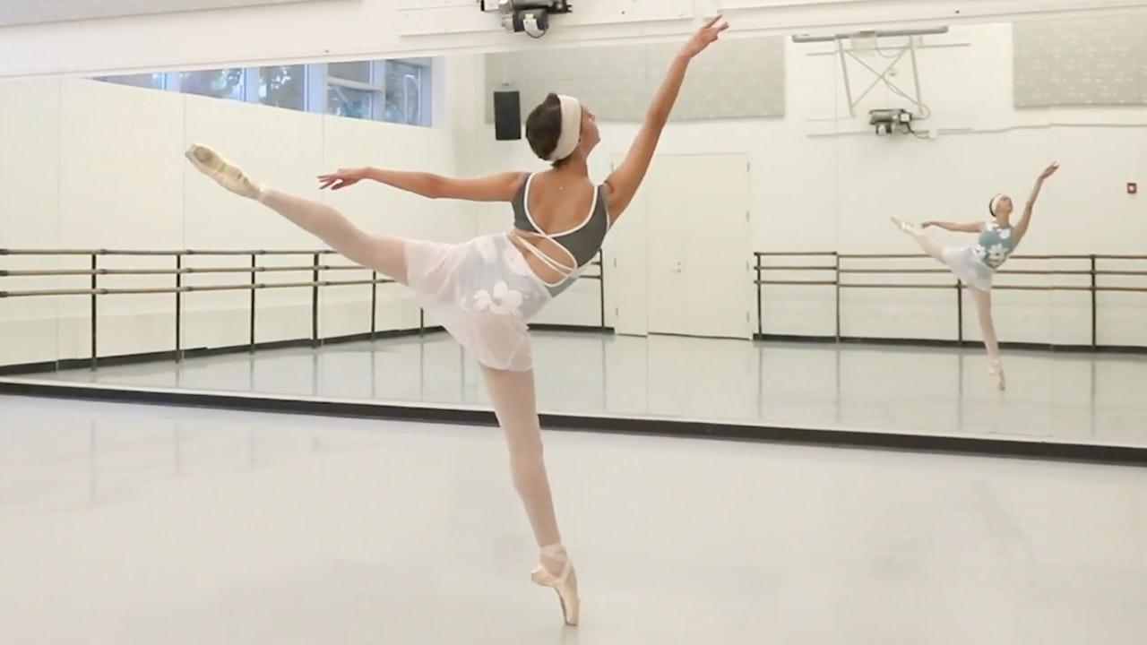 A Ballerina's Battle with Bone Cancer