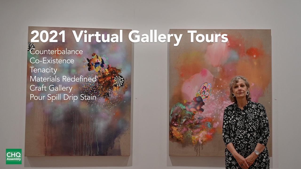 2021 Virtual Gallery Tours