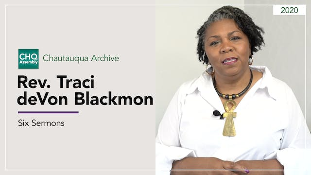 Six Sermons by Rev. Traci deVon Blackmon