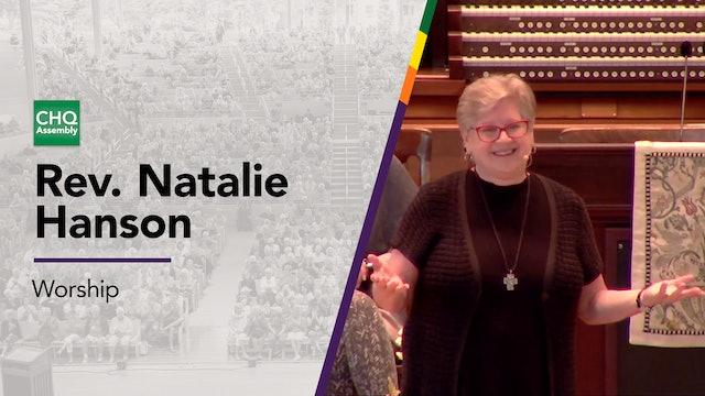Rev. Natalie Hanson
