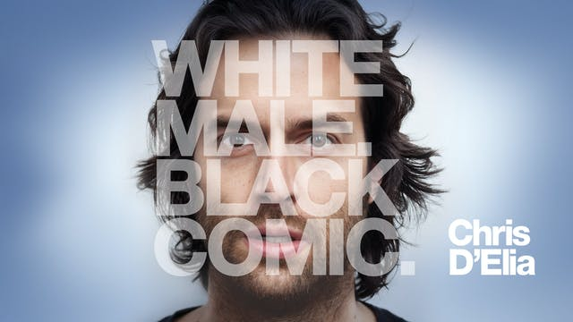White Male. Black Comic. (Deluxe)
