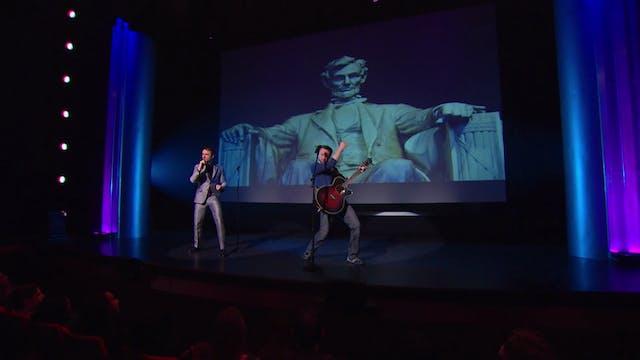 Hard 'n Phirm Live: Abraham Lincoln