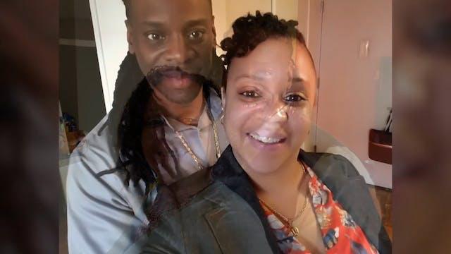 Tyrone & Nicole Shakur