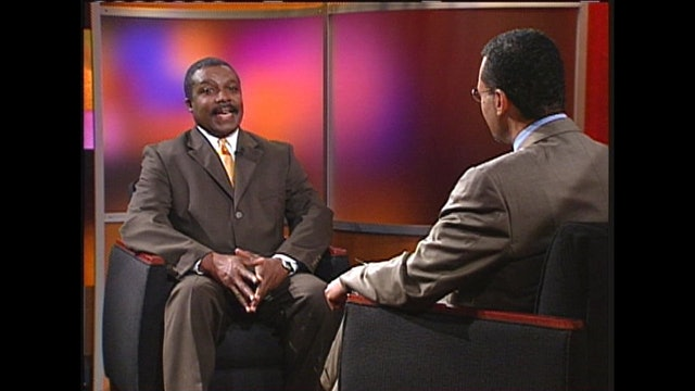 News Anchor Stan Coleman