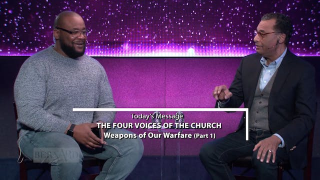 The Four Voices of the Church - Weapo...