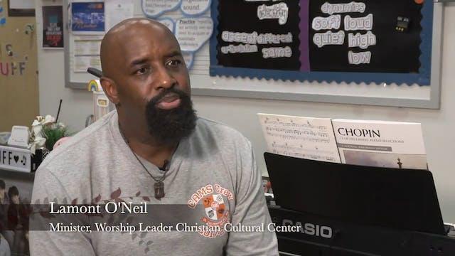Lamont O'Neil (Nubian Gents)