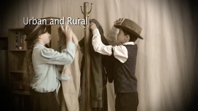 Amazing Detectives - Episode 1 – Urban and Rural (School)