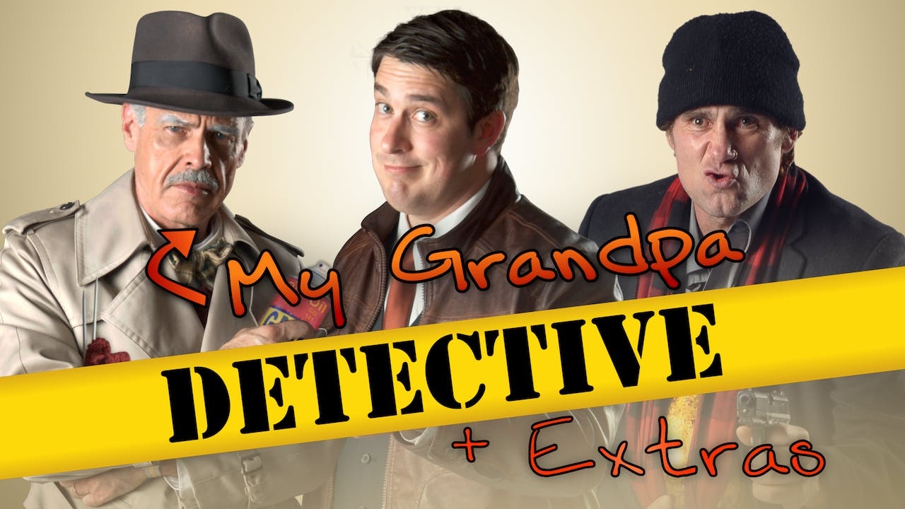 My Grandpa Detective - HD + Extras (Digital)