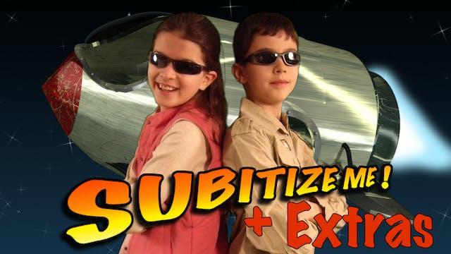 Amazing Math: Subitize Me! + Extras