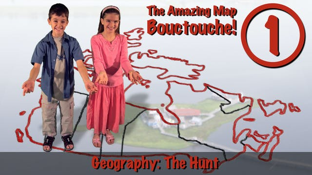 Bouctouche 1: Geography - SD