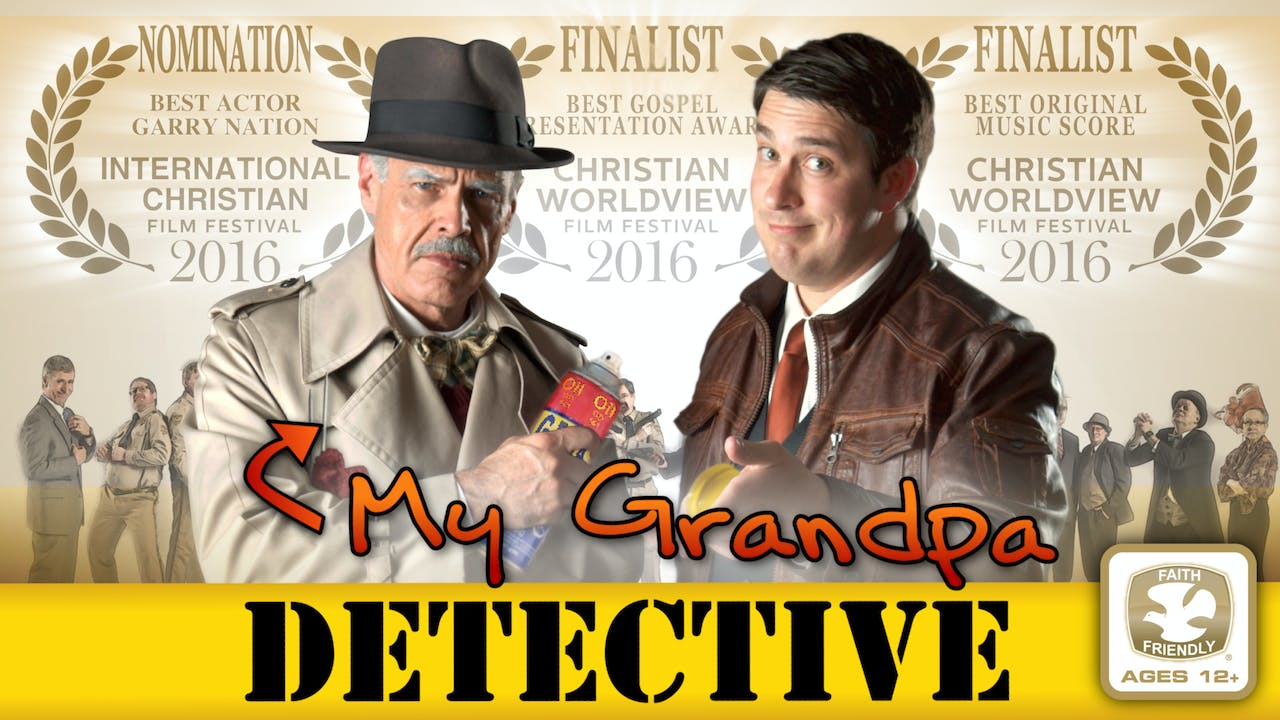 My Grandpa Detective - HD