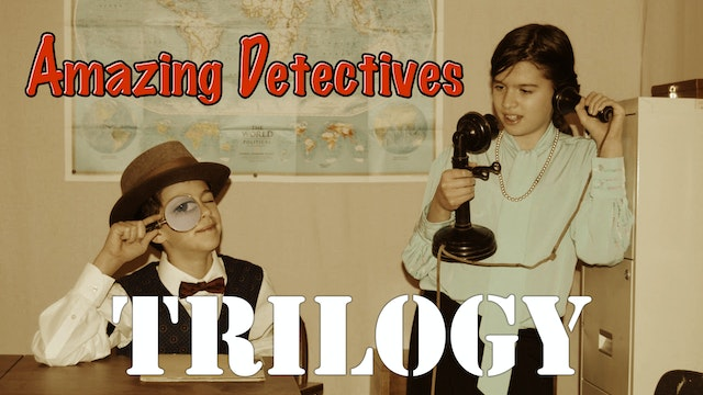 Amazing Detectives Trilogy (School)