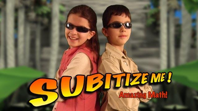 Amazing Math: Subitize Me!