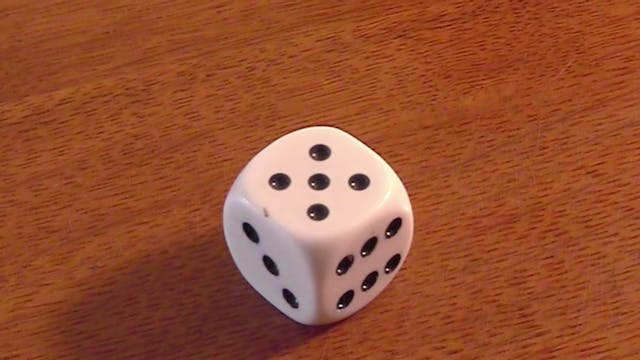 Subitize Exercises lvl 1 Dice - SD