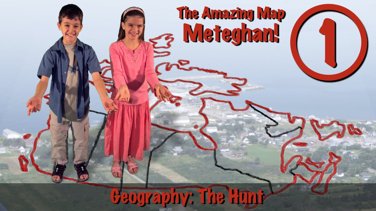 Meteghan 1: Geography (School)